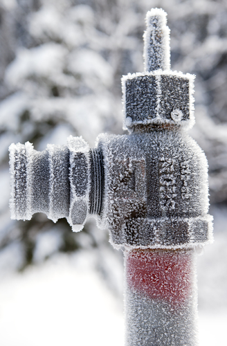Frozen Pipes Are A Hassle -- And A Costly One At That -- A 3-Step Process To Avoid Them