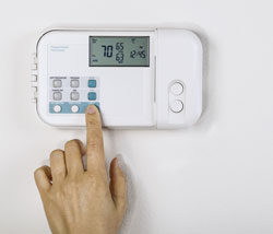 When the Programmable Thermostat Acts Up, Know What to Do